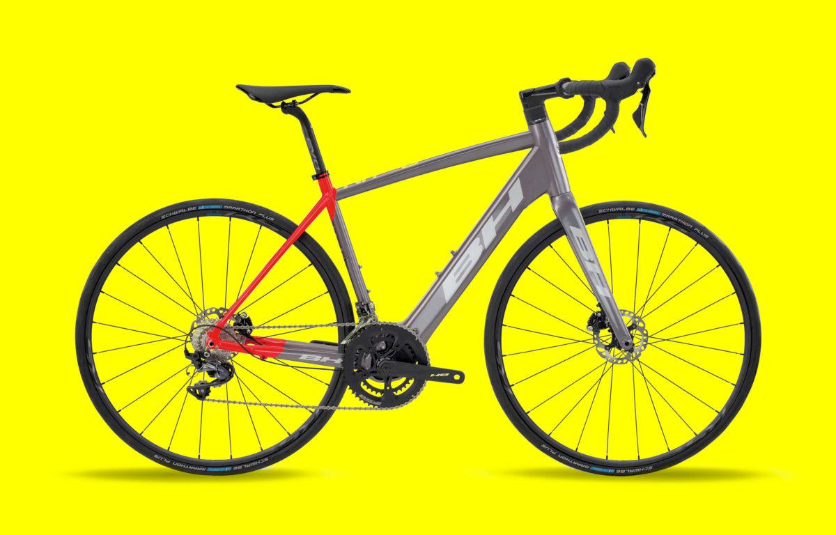 Vélo de route électrique par BH