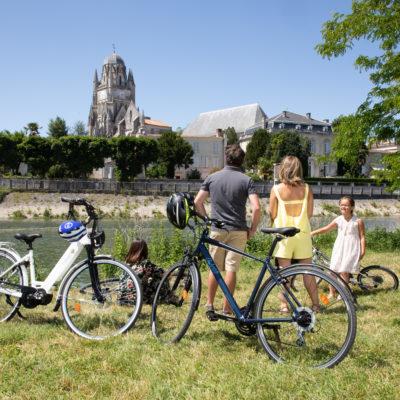 Sortie Vélo familiale sur les bords de Charente