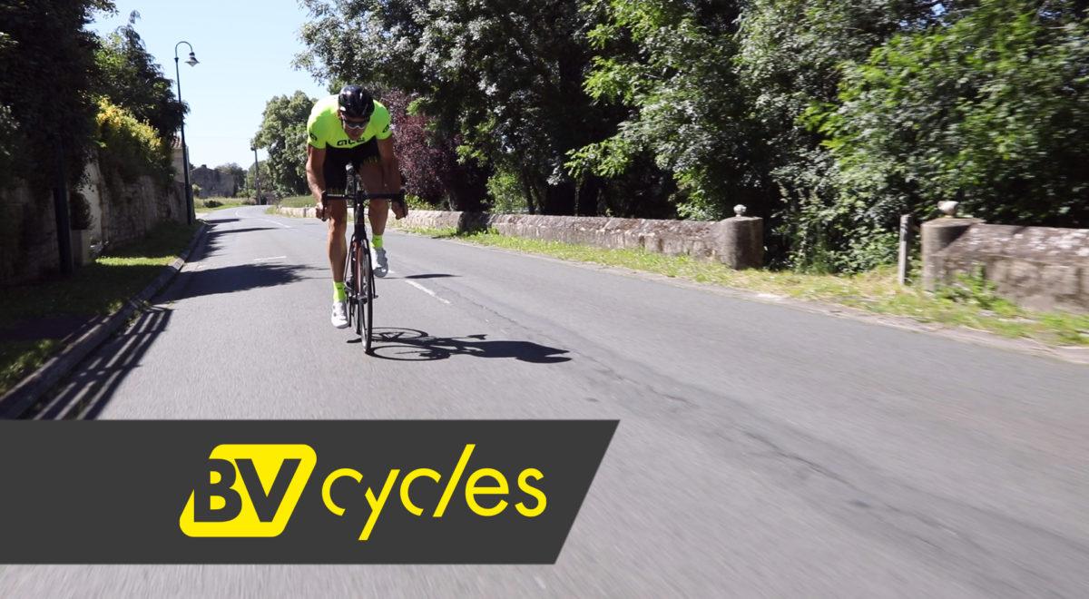 Vélo de Course à Saintes